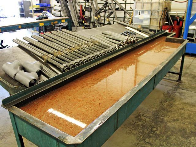 Rust Inhibitor Dip Tank
