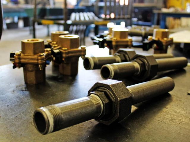 Pipe Assembly