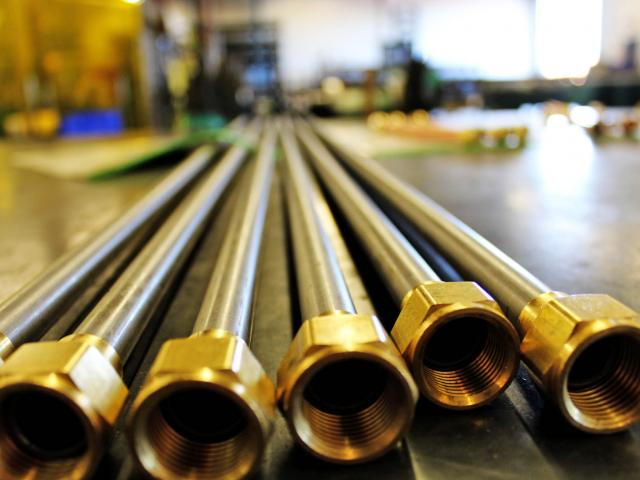 J525 Hydraulic Tube Pipe Assembly