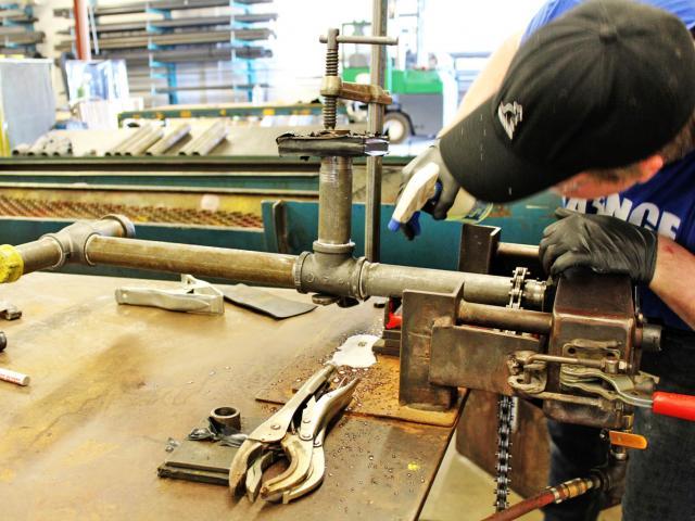 Low Pressure Air Leak Testing